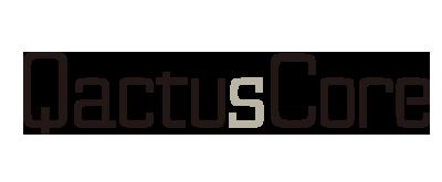 QactusCore カクタスコア